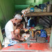 Repas du repasseur Varanasi Color