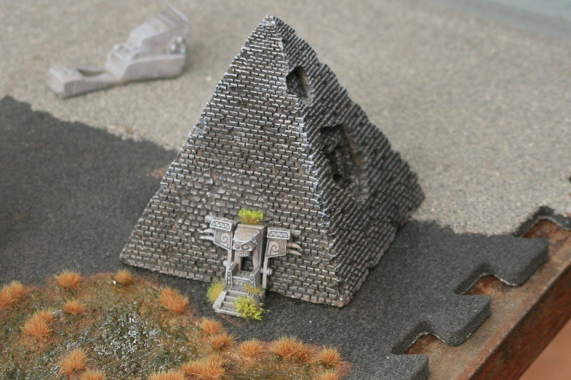 [Décors Aquarium] Une pyramide 39662157342_87dd3bd3c3_c