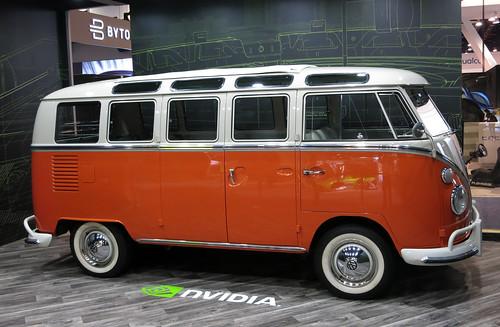 Nvidia VW Bus (4316)