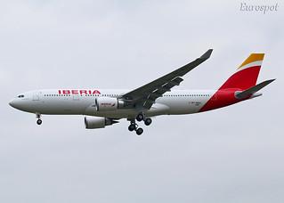 F-WWCQ A330 Iberia