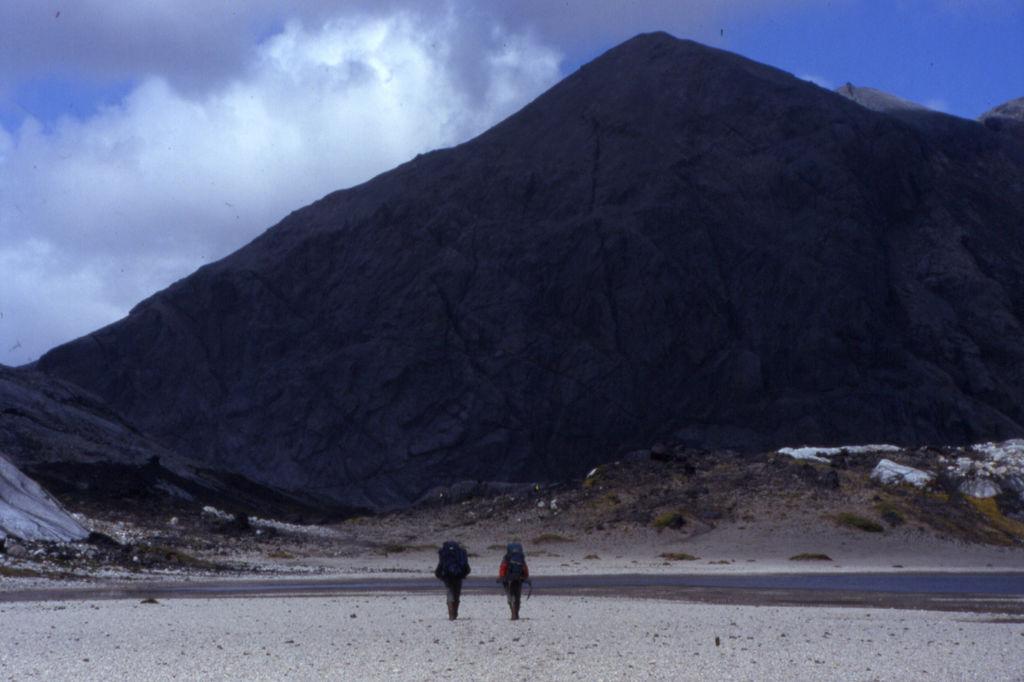 Monts des Deux Frères in the Kerguelen Islands