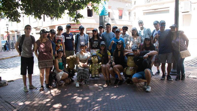 ¡Ya estamos en Argentina! #ExE2018