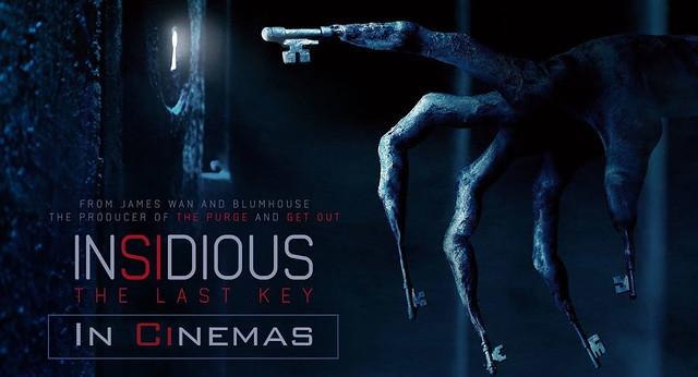[REVIEW FILM] INSIDIOUS : THE LAST KEY – Mengenang Masa Kecil Sang Cenayang.