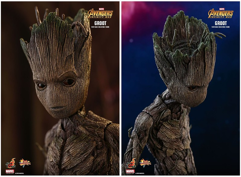 HOT TOYS TEEN GROOT 03