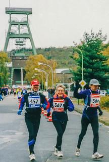 Markus, Gisela, Karlheinz nach Runde 1