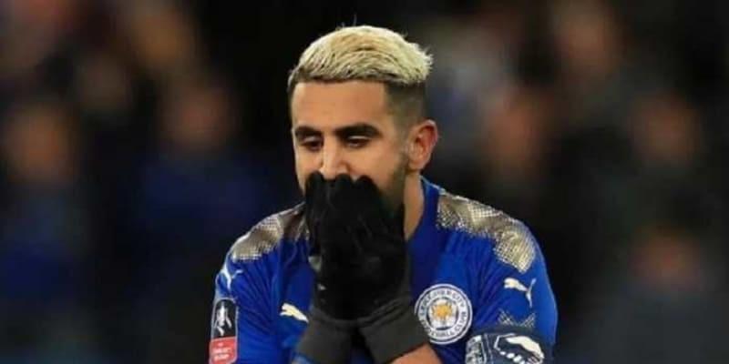 Man City Kembali Kejar Riyad Mahrez Musim Panas Nanti