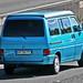 Volkswagen Multivan(?) - WAF HA 73 - Warendorf District, North Rhine-Westphalia, Germany