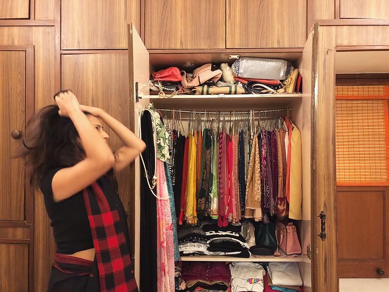 City Style - Lawyer Bhavita Modi Sachdeva's Saree Closet, Mandakini Enclave