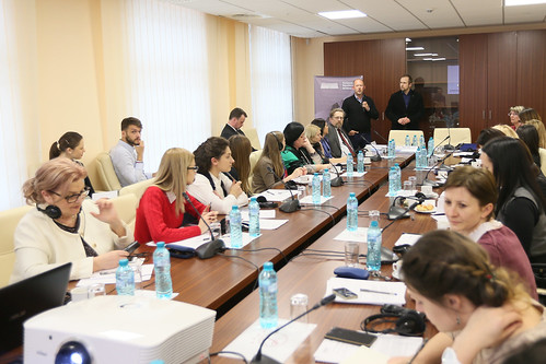 12.02.2018 Seminar de instruire pentru Consiliul Național de Comunicare la subiectul monitorizării mass-media