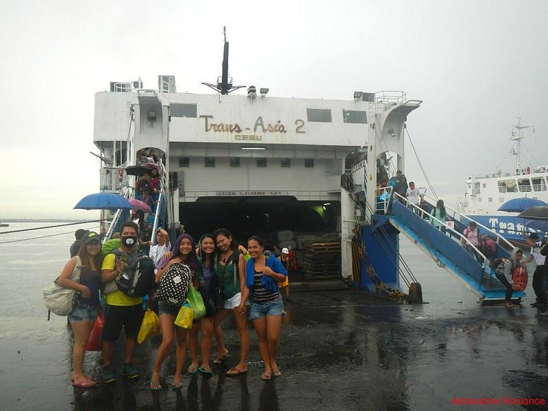 Cebu, at last!