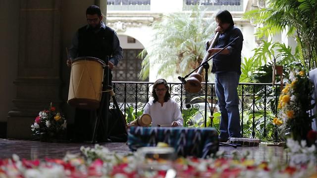 Autoridades conmemoran Wayeb' e inicio de año nuevo maya