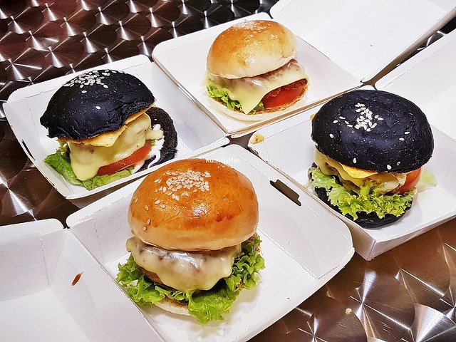 BurgerUP Express Sliders