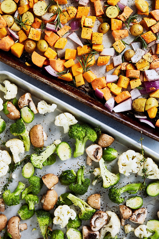 How-to Make Perfectly Roasted Vegetables