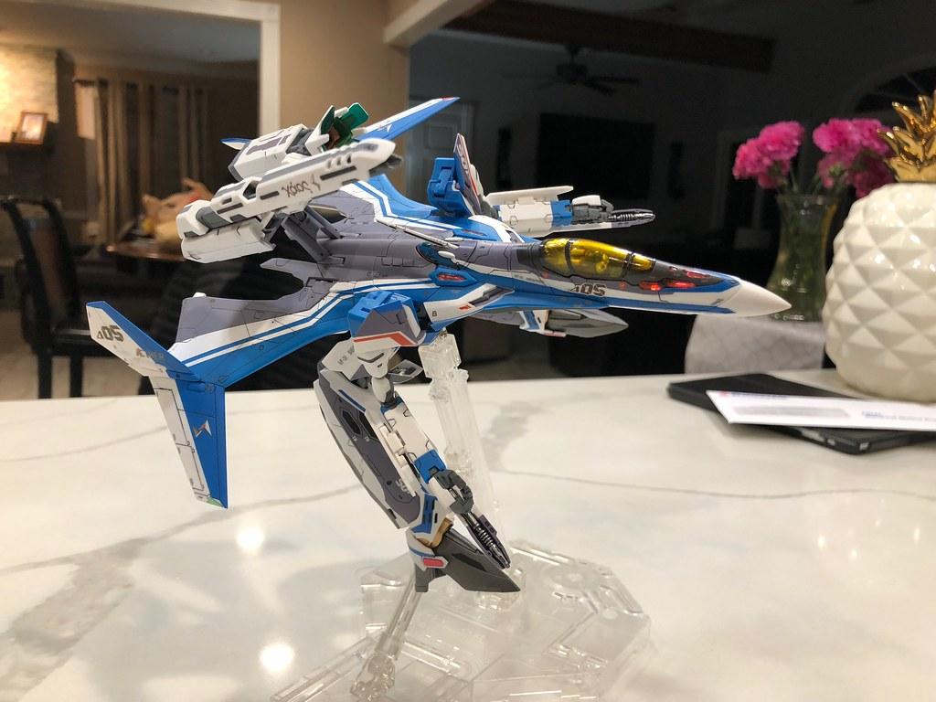 1/72 VF-31J Hayate