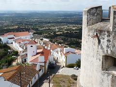 Évora Monte – kam až oko z věže dohlédne, všude to pravé Alentejo