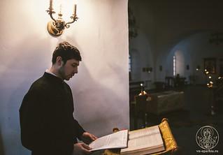 Божественная литургия 135