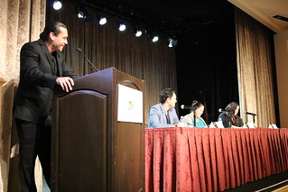Hollywood Creative Forum Panel - NATIVE AMERICAN EXPERIENCE
