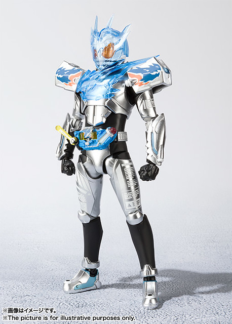 S.H.FIguarts 《假面騎士Build》假面騎士Cross-Z Charge!仮面ライダークローズチャージ