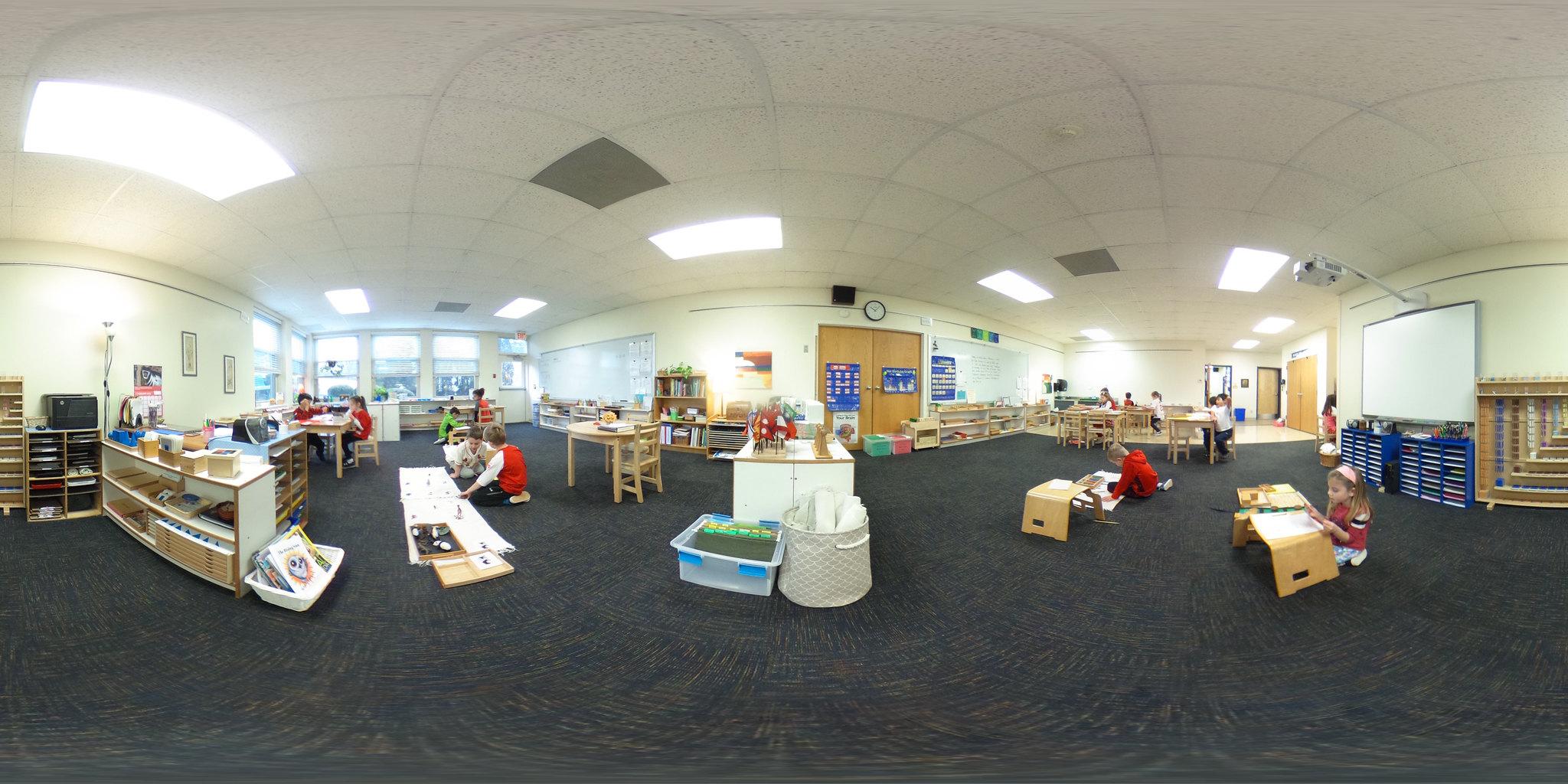 Kindergarten/1st Grade