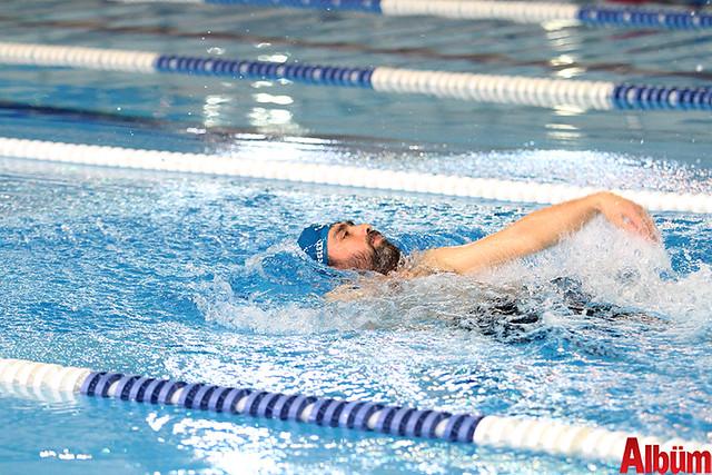 Görme Engelliler Türkiye Kulüpler-Bireysel Yüzme Şampiyonası ve Milli Takım Seçmesi sona erdi.