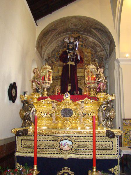 Archicofradia del Santisimo Sacramento, Pontificia y Real Hermandad de Nuestro Padre Jesús Nazareno, María Santisíma de Las Lágrimas y San Juan Evangelista.