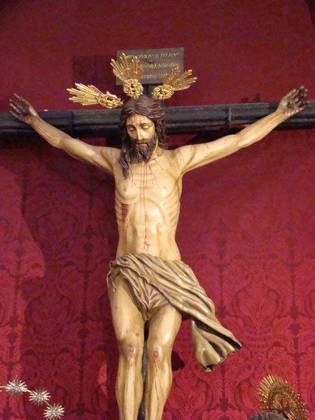 Hermandad Del Saantísimo Cristo Del Calvario Y Nuestra Señora Del Mayor Dolor (La Merced).