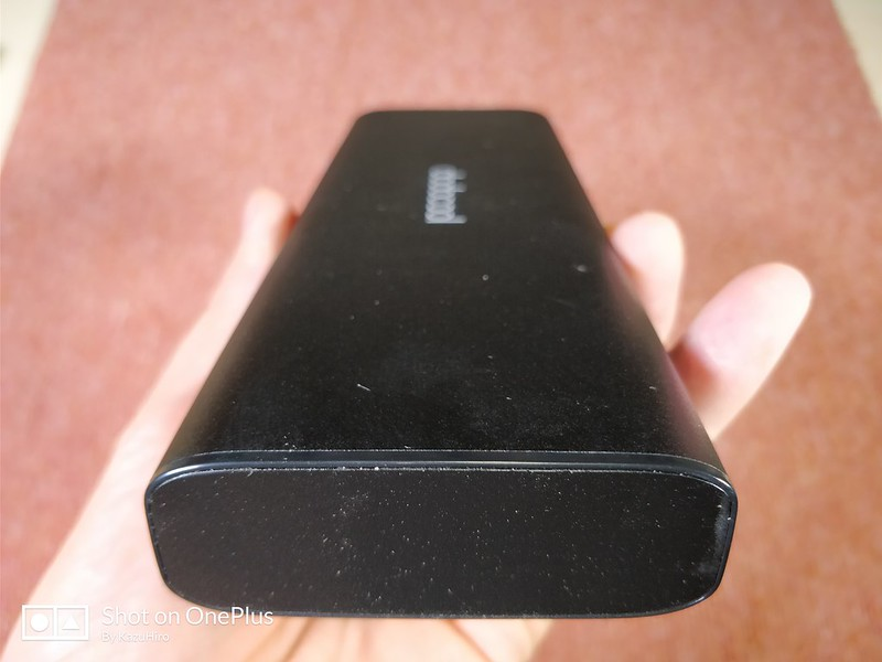 dodocool モバイルバッテリー US  PD 開封レビュー (16)