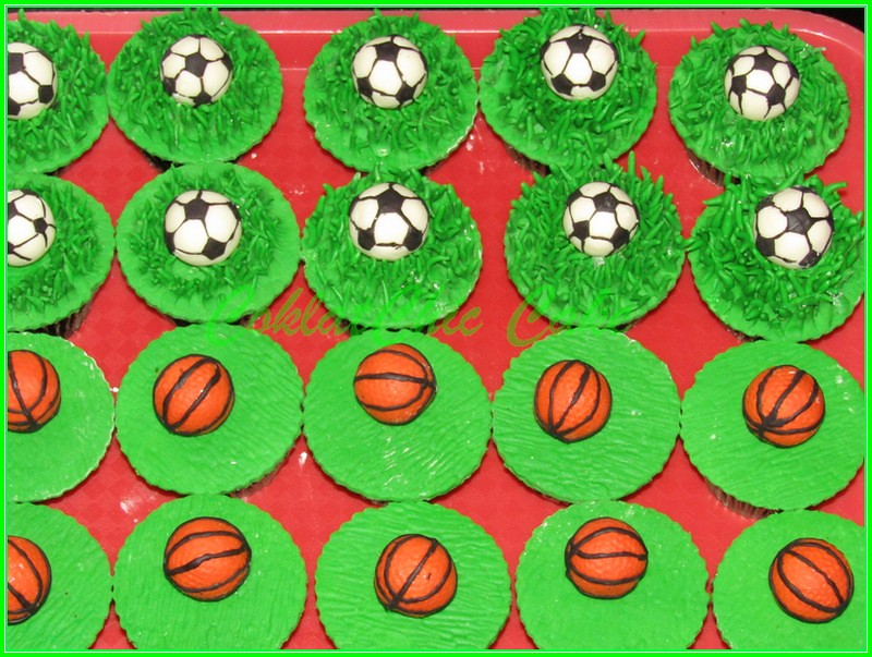 Cupcake ball