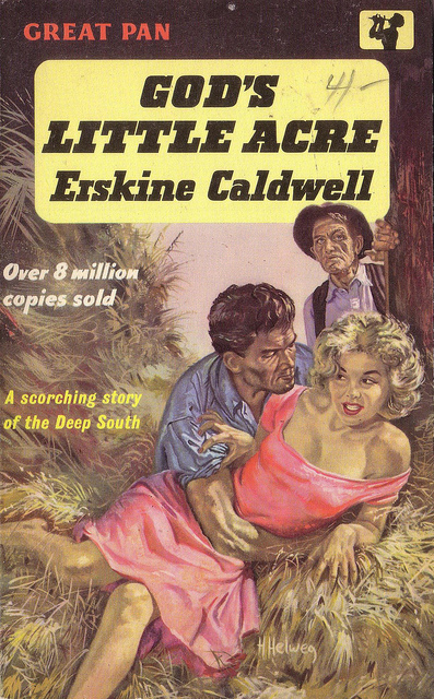 God`s Little Acre - Book Cover 2