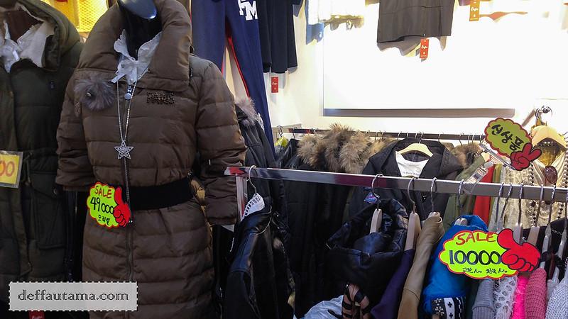 5 hari di Seoul - Migliore Fashion Mall 2