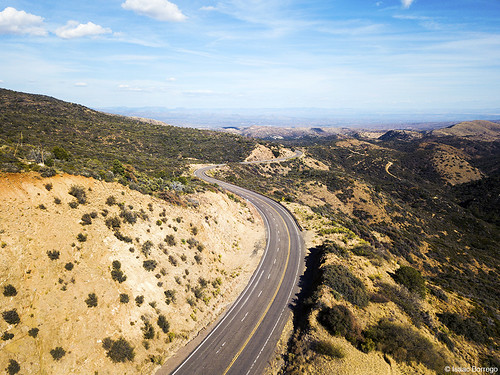 arizona road djimavicpro aerialphotography drone desert unitedstates america usa