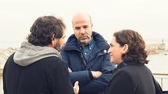 Vie, 16/02/2018 - 11:06 - L'alcaldessa explica el suport de l'Ajuntament de Barcelona a les ONG que fan rescat de persones refugiades al Mediterrani