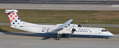 DHC-8 | 9A-CQD | ZRH | 20180126