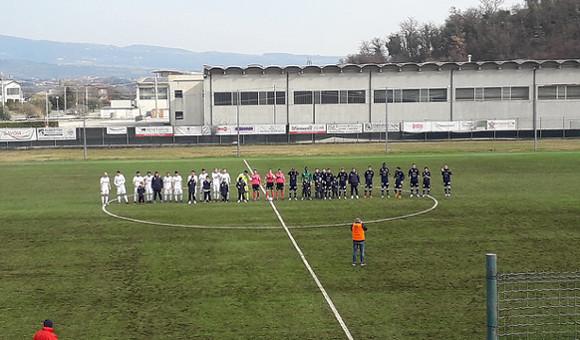 Ambrosiana-Virtus Verona, 0-0 nel derby della Valpolicella