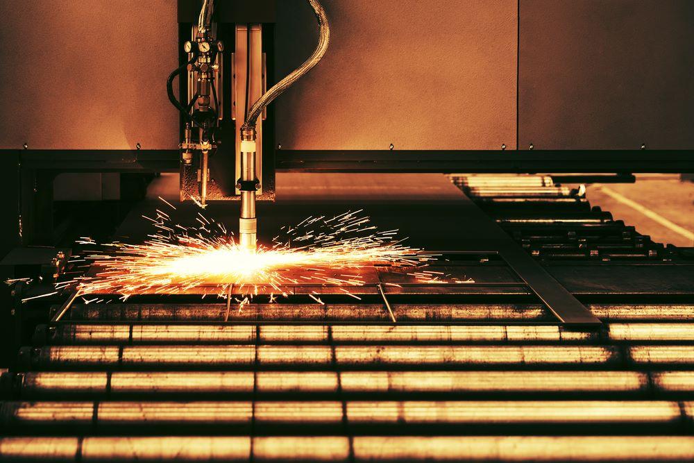 Dịch vụ cắt và gia công CNC Plasma