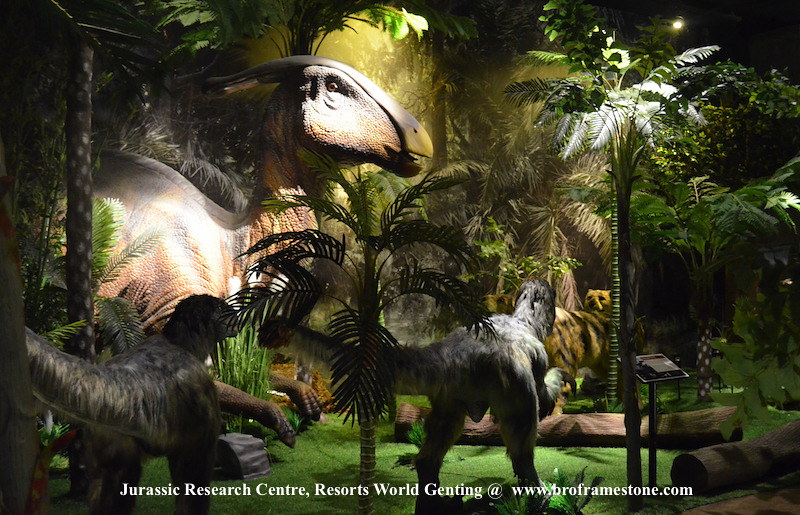 Jurassic Research Centre, Resorts World Genting