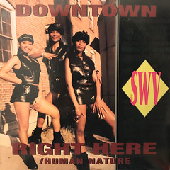 SWV:DOWNTOWN(JACKET A)
