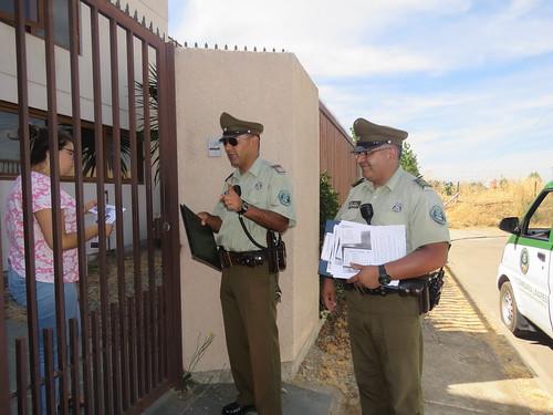 LINARES; Carabineros refuerzan el llamado a la ciudadanía para evitar ser víctimas de delitos en Verano