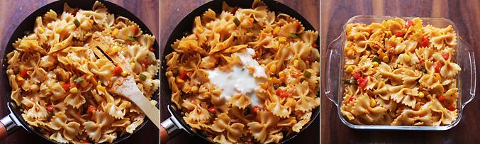 How to make pasta casserole recipe - Step5