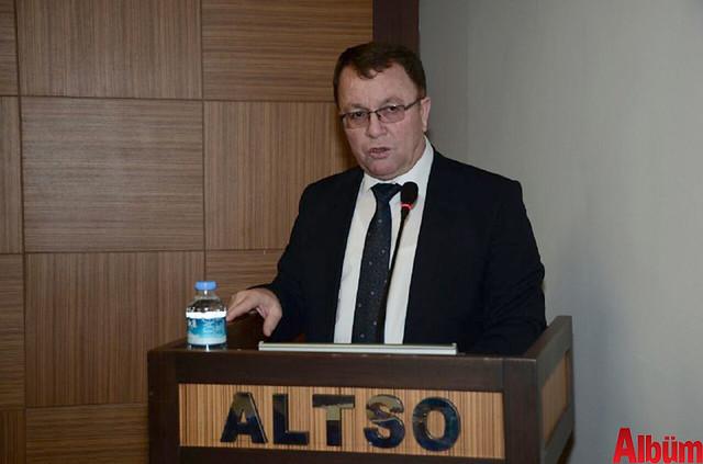 ANSAD Yönetim Kurulu Başkanı İbrahim Düzenli