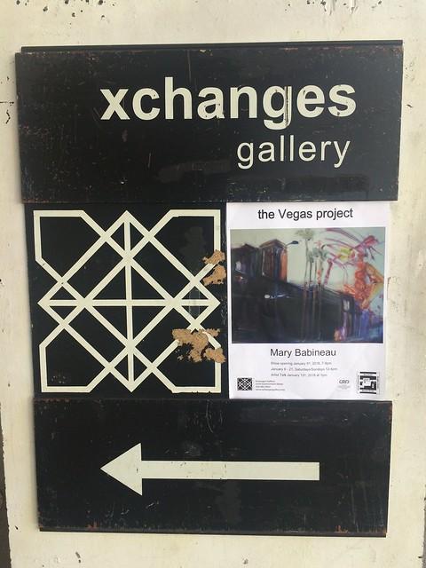 Victoria -  xchanges poster
