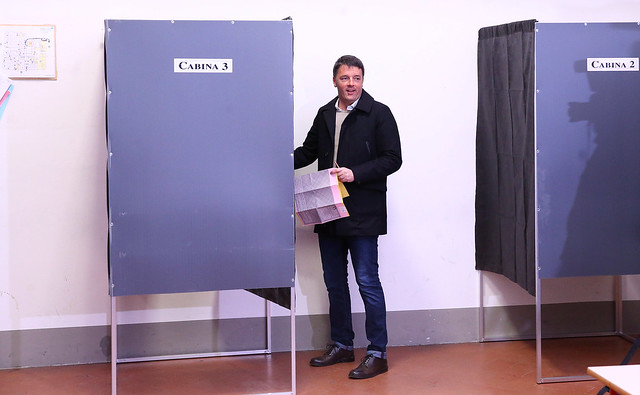 Italy election