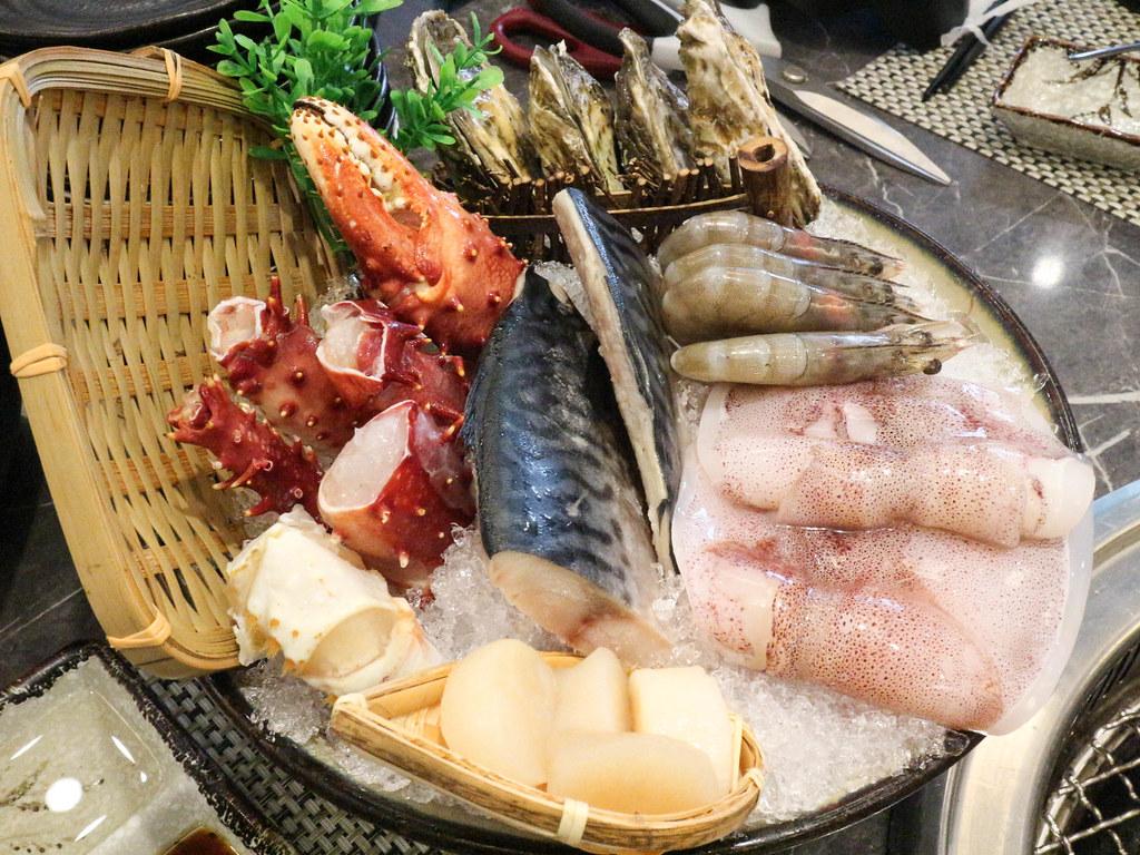 原月日式頂級帝王蟹燒烤吃到飽 (26)