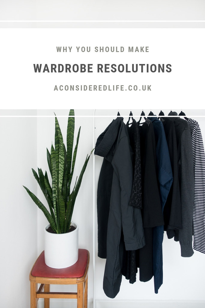 Wardrobe Resolutions