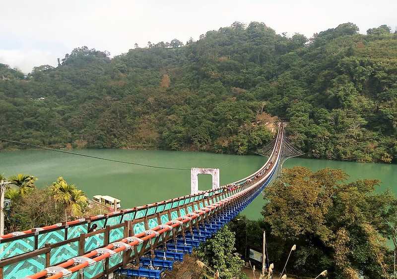 溪口吊橋 (2)