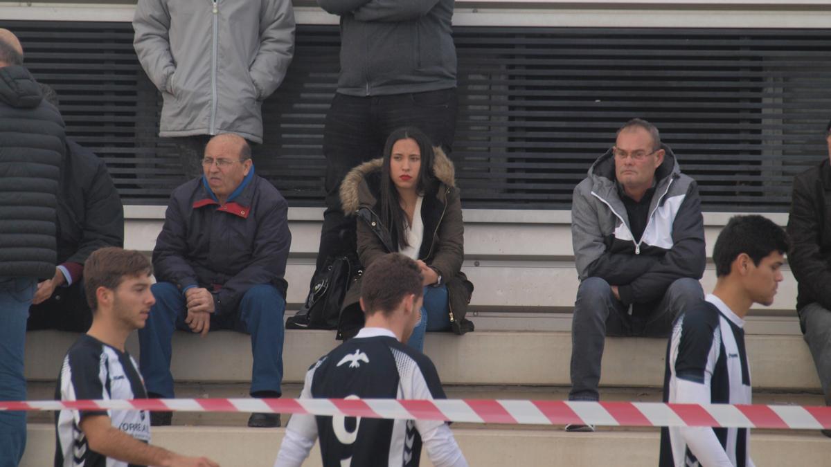 CD Castellón B 1-0 UD Bétera (14/01/2018), Jorge Sastriques