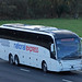 Edwards Coaches, Bristol - BV17 GTZ