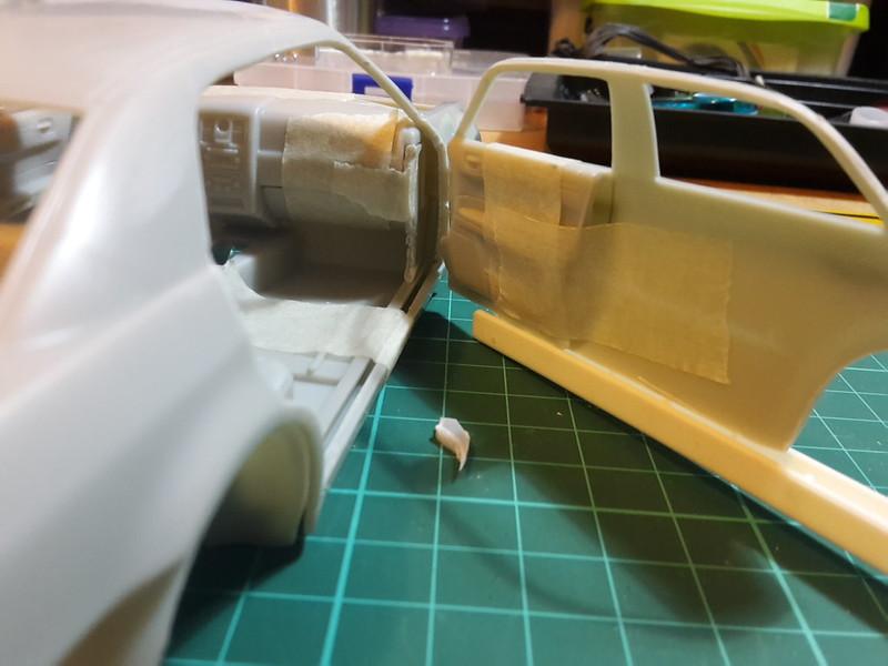 Chrysler 300C - 1/25 - AMT/ERTL 39138467895_2afbfc3e5a_c