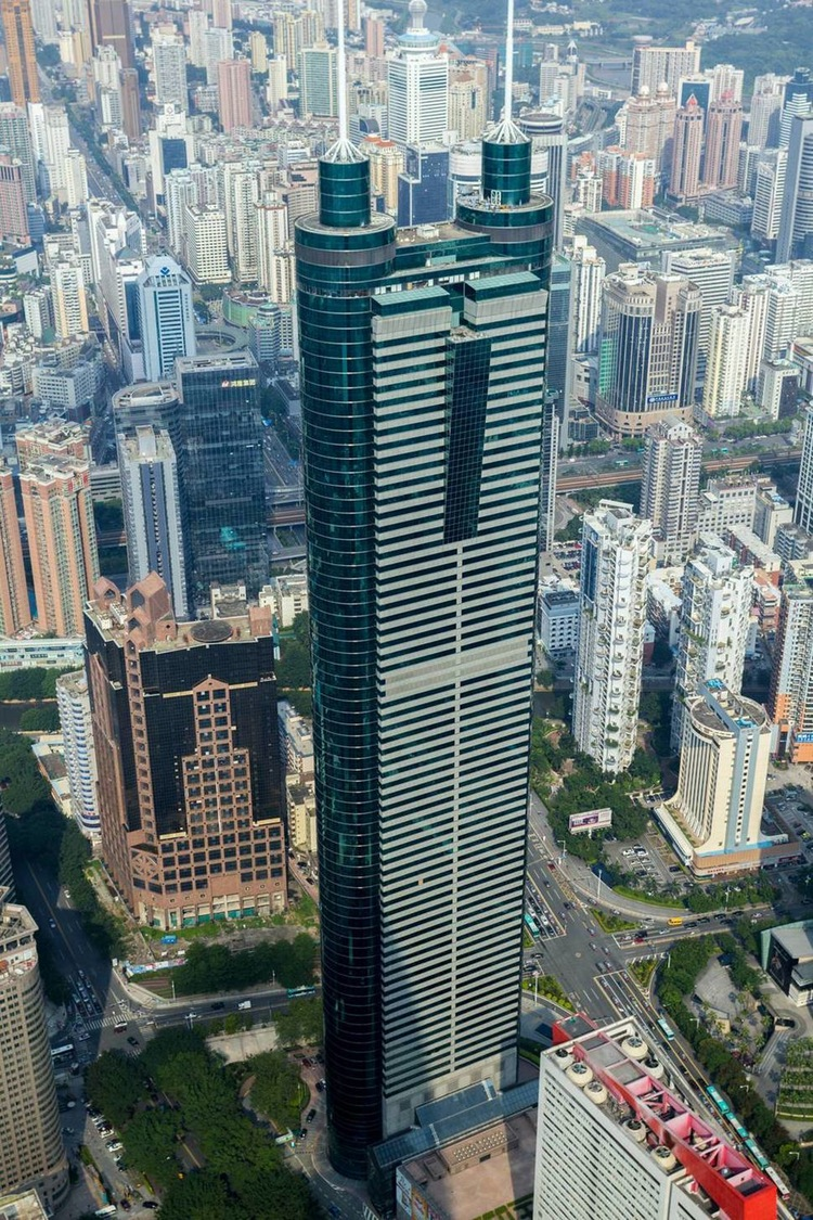 World's 30 tallest Skyscrapers