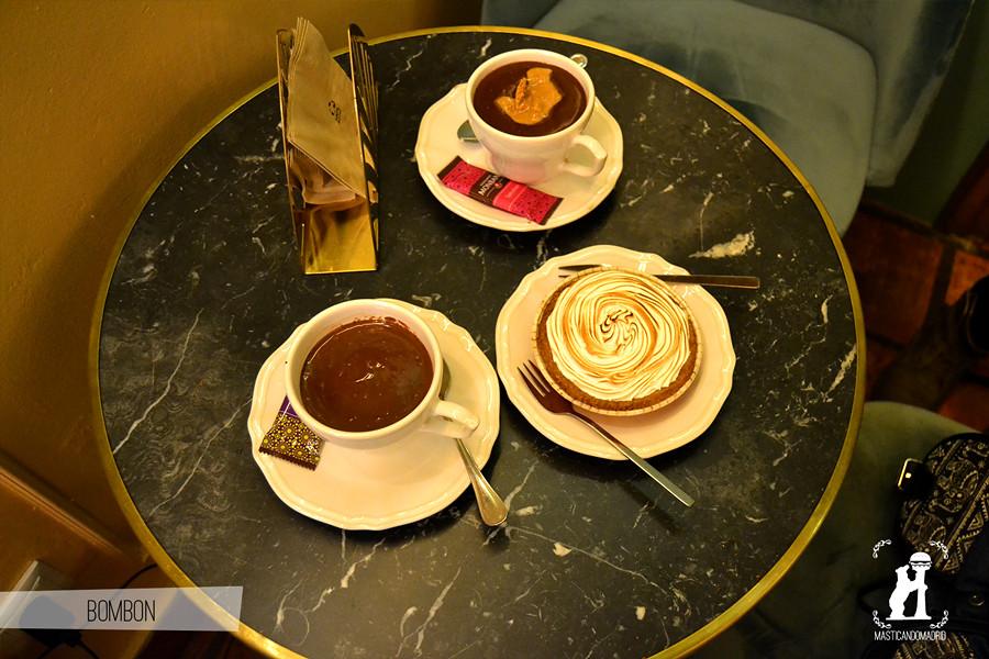 Chocolatería Bombón